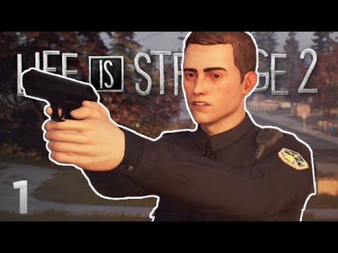 REAL LIFE PROBLEMS - LIFE IS STRANGE 2 Episode 1: ROADS Part 1
