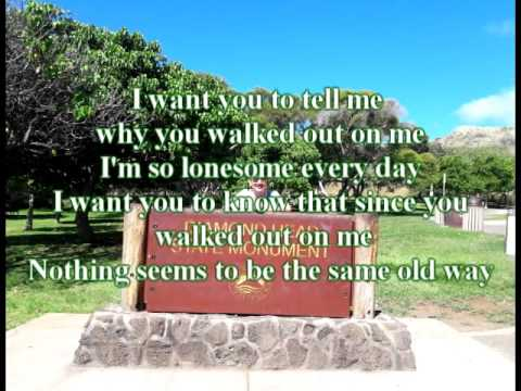 Walk Right Back (with lyrics) - The Everly Brothers ( Cover by Bobit )