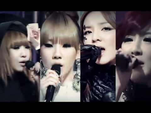 2NE1 - It Hurts (English Version) [DL]