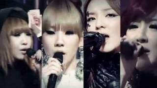 2NE1 - It Hurts (English Version) [DL]