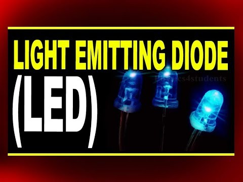 Light Emitting Diode (LED) | Plus Two Physics Videos