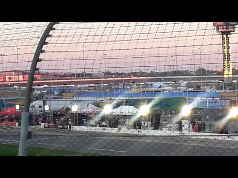 Grand-Am Series Road Race at Kansas Speedway