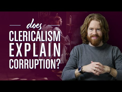Does Clericalism Explain Corruption