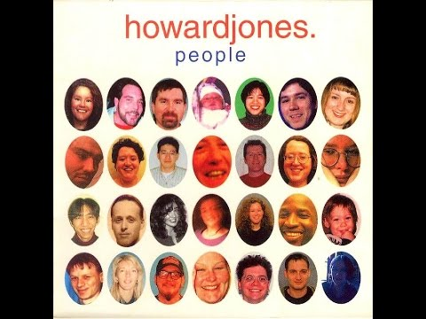 HOWARD JONES - ''LET THE PEOPLE HAVE THEIR SAY'' (1998)
