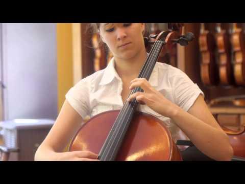 Cello Tasting Part 2 - Heinrich Gil Model 334 Cello