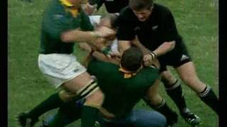 Bok Fan Attacks Ref