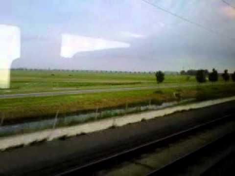 Fyra Train from Rotterddam to Schipol II