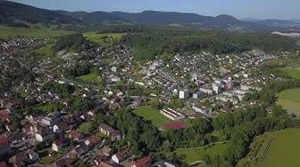 Erlinsbach AG und SO: Ein kurzer Flug über die Grenze