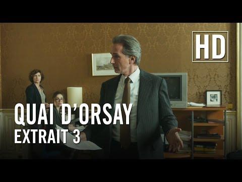 Quai d'Orsay  Extrait 3
