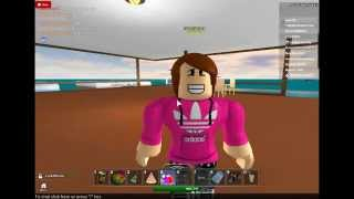 KS Being Awkward in ROBLOX.