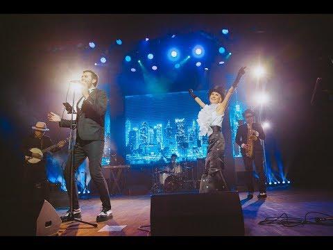 Gatsby Orchestra - Golden Palace 2018 Новый год в стиле Gatsby!