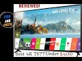LG 4k Smart TV 49UJ6300