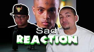 XXXTENTACION - SAD! (official music video) (REACTION) father & son