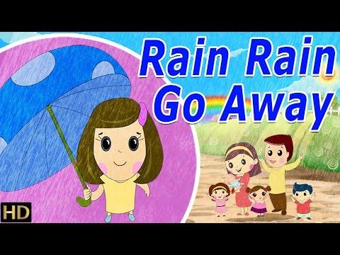Rain Rain Go Away (HD) - Nursery Rhymes | Popular Kids Songs  | Shemaroo Kids