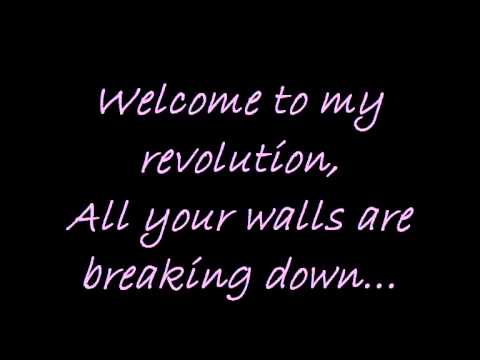 Christina Aguilera - Army Of Me w/Lyrics
