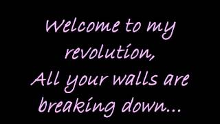 Christina Aguilera - Army Of Me w/Lyrics