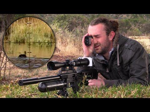 Hunting RedBilled Teals in the Karoo