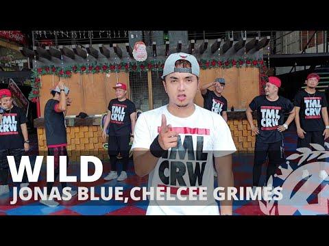 WILD by Jonas Blue,Chelcee Grimes   Zumba   Pop   TML Crew Toto
