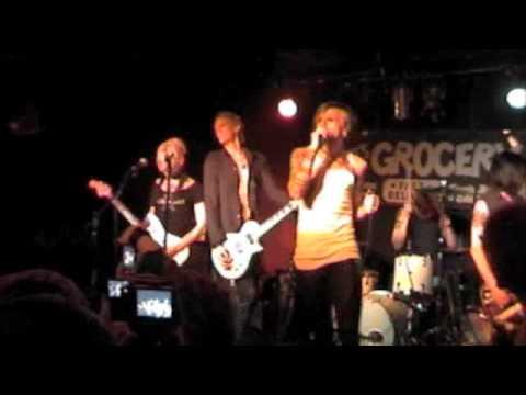 Acey Slade & Anzi Destruction Live in New York