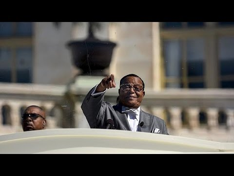 Louis Farrakhan celebrates the 20th anniversary of his landmark Million Man March in Washington