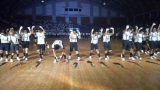 colegio de dagupan 33rd foundation day soe mob dance 2017