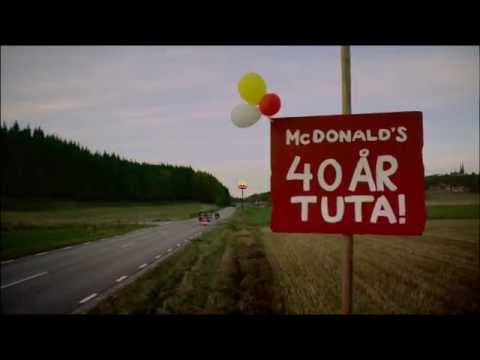 mcdonalds 40 år ACCESS: YouTube mcdonalds 40 år