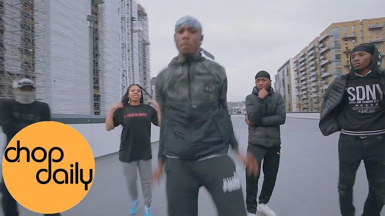 Download Russ - Gun Lean (Dance Cypher Video) | Chop Daily