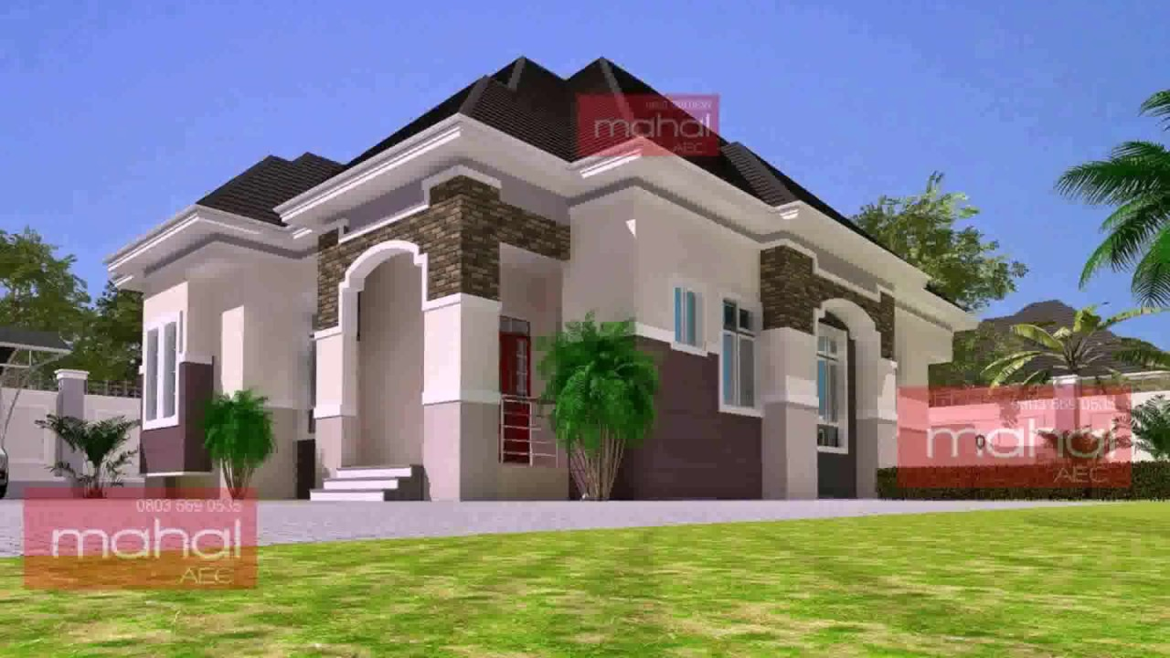 4 Bedroom Duplex House Plans In Nigeria See Description