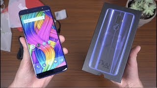 NUU Mobile G3 Unboxing and Giveaway! $199 Budget Phone