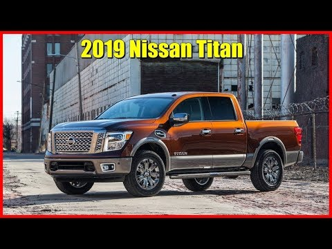 2019 Nissan Titan Picture Gallery - YouTube