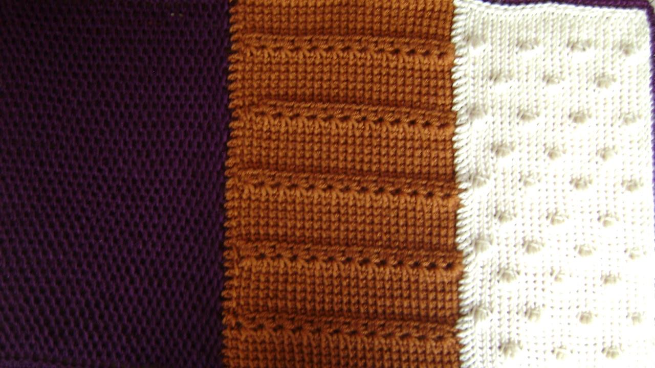 Simple Crochet Blanket Free