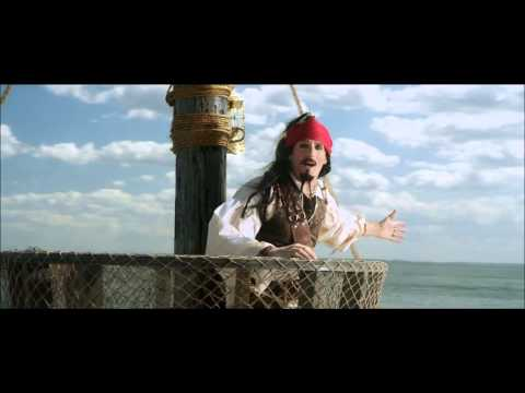 Jack Sparrow (The Lonely Island + Michael Bolton) Stripped