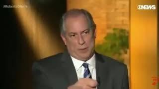 Ciro Gomes acha mesmo que Paulo Guedes vai privatizar cu de curioso