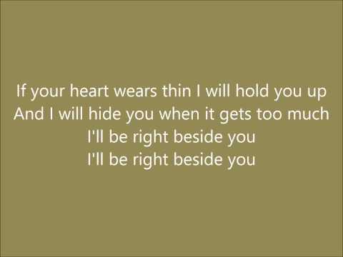 Beside you, Marianas Trench Lyrics