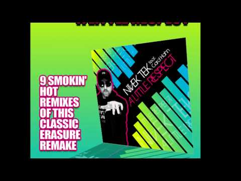 Nivek Tek Feat.Carol Hahn-   A Little Respect (Wesley King Radio Edit) mp3