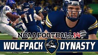 NCAA Football 14 - Illinois Tech Dynasty Ep. 80 - Week 9 vs. Memphis [Season 5]