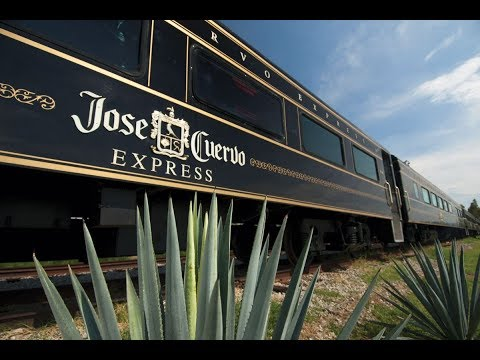Craig Stevens - Tequila Fans: There's An All-You-Can-Drink Jose Cuervo Express Train