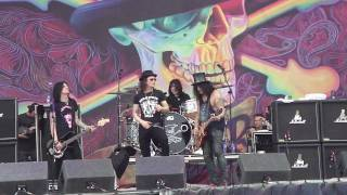 Slash feat. Myles Kennedy - Starlight - Download Festival - 13.06.2010