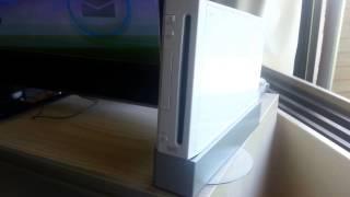 Problème lecture jeu Wii