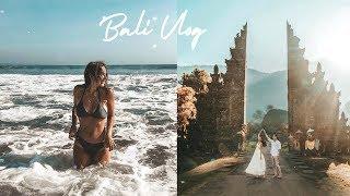 Самый атмосферный влог с Бали | Что нужно посмотреть на острове?