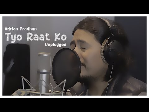 Adrian Pradhan - Tyo Raat Ko   New Unplugged Song   Live Acoustic Version