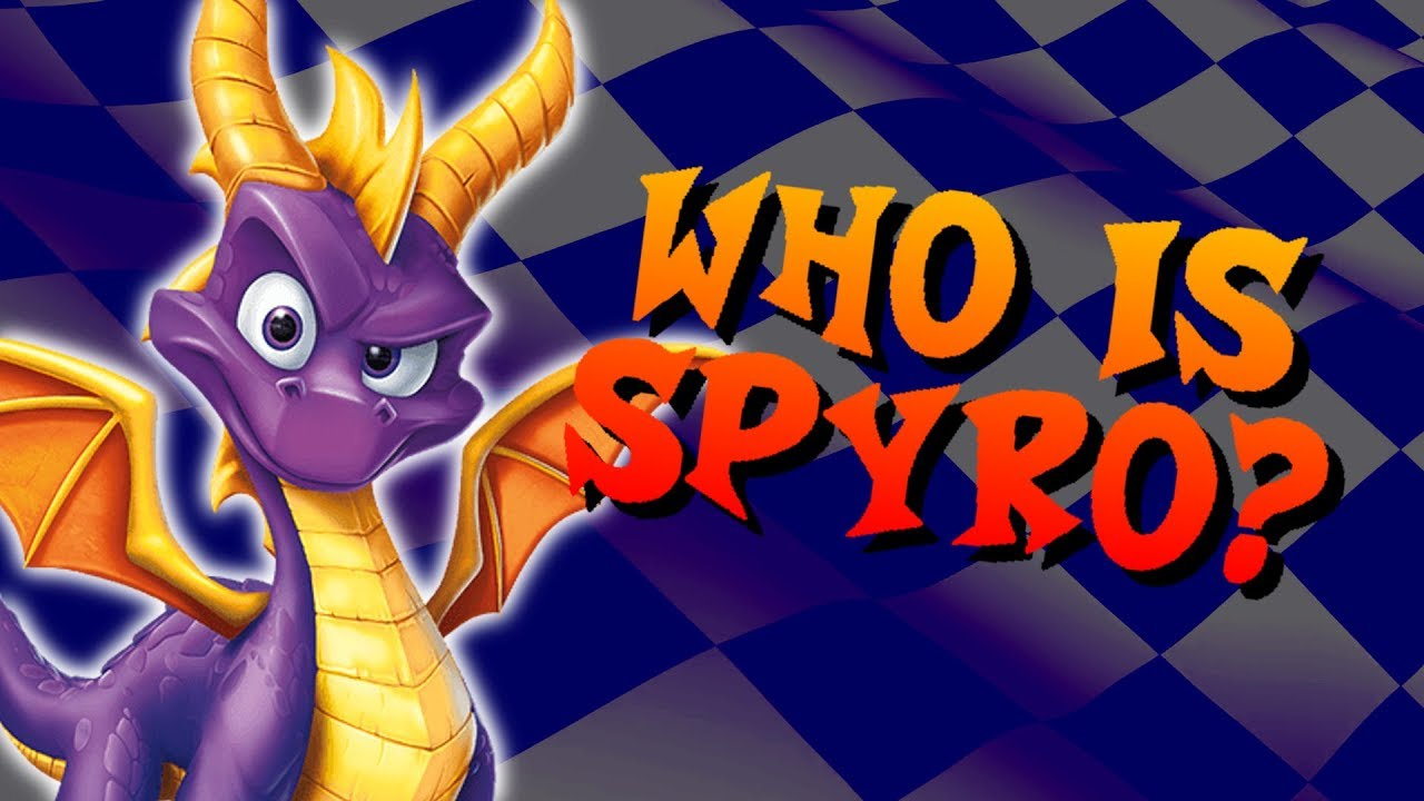 Who is Spyro? | Crash Team Racing Nitro-Fueled