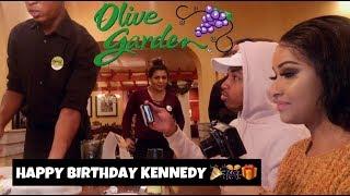OLIVE GARDEN FOR KENNEDY