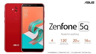 Asus Zenfone 5Q Official Video - Trailer, Introduction, Commercial, First Look