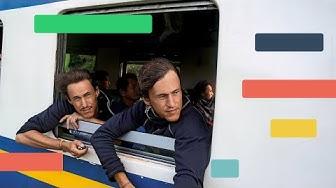 In 80 Tagen OHNE GELD um die Welt - Die komplette Doku auf stern TV - Hoepner Abenteuer