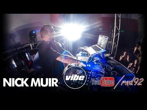 Nick Muir [3hs Live Set] @ Vibe, Cordoba, Argentina (09.08.2014)