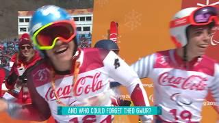 PyeongChang 2018: Top 5 Para Alpine Skiing Moments