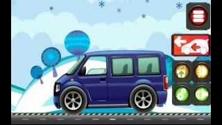 МАШИНКИ  Микроавтобус  Мультик Пазл  Развивающие Мультики Для Маленьких    Мультик Машинки Микроавто
