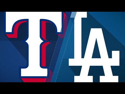 7-run 4th paces Dodgers to 12-5 victory: 6/12/18