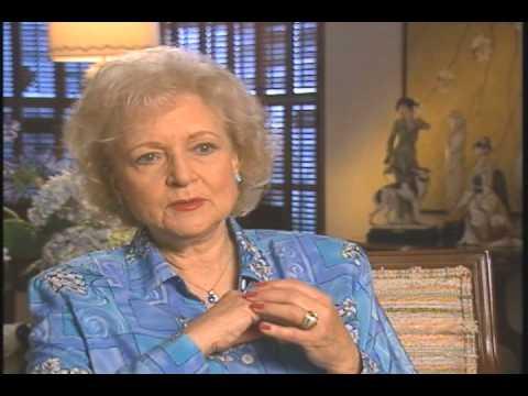 Betty White on Allen Ludden - EMMYTVLEGENDS.ORG